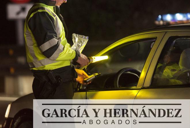 Accidente de tráfico en Tenerife bajo los efectos del alcohol