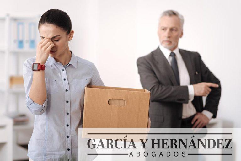 Asesoría de abogados en caso de despido laboral en Tenerife