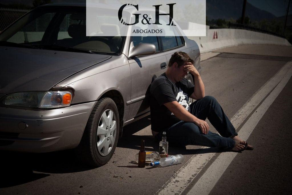 conducir bajo efectos alcohol tenerife